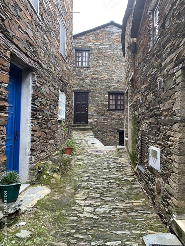 Casas de xisto típicas de Portugal, Piodão