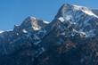 canvas print picture - Dachstein Gebirge