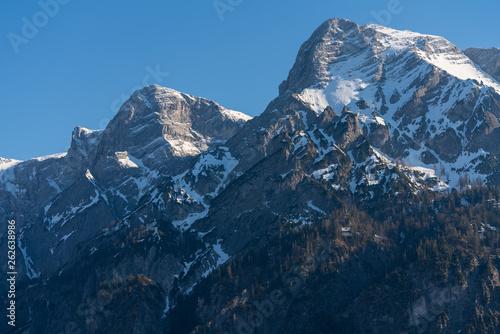 canvas print picture Dachstein Gebirge