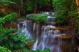 Waterfall-Huaymaekamin Thailand