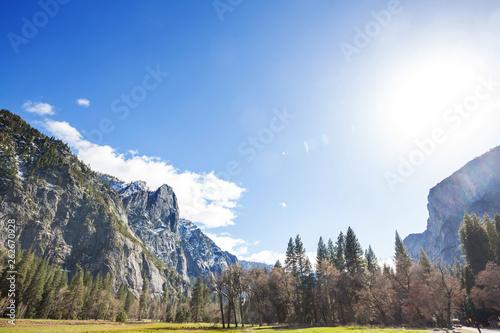 Early spring in Yosemite - 262670928