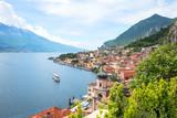 wunderschöner Urlaubsort Limone sul Garda am Gardasee