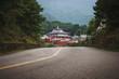 Traditional Buddhist monastery in China