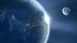 planet in space - 262765980
