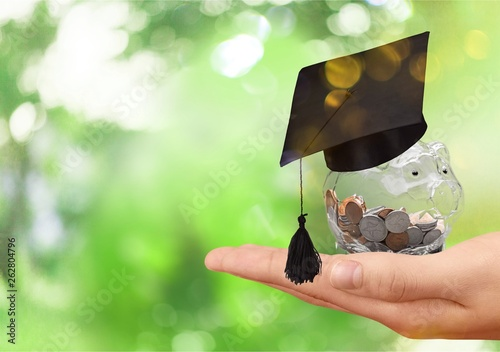 Education scholarship student icon investment money academic © BillionPhotos.com
