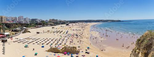 Beach of Rocha in Algarve (Portugal) - 262819354
