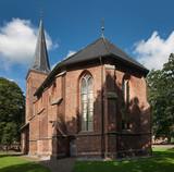 Church of Zuidlaren Drente Netherlands