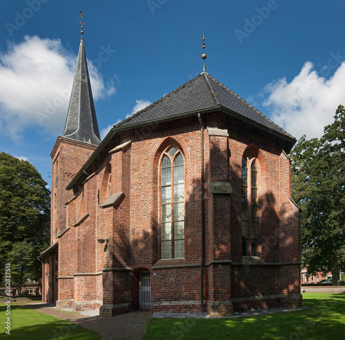 Church of Zuidlaren Drente Netherlands © A