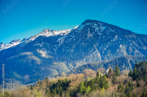 canvas print picture Mountain