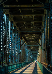MERIDIAN HIGHWAY BRIDGE, YANKTON SOUTH DAKOTA