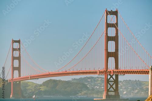 Golden Gate Bridge, San Francisco, California - 263008361