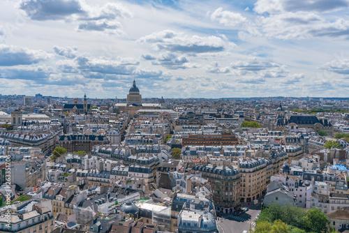 ノートルダム大聖堂からの眺め © freedom_haya