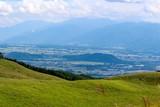 【日本】山梨、山頂からの景色