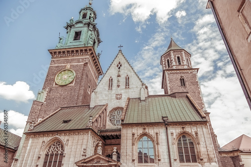 St. Stanislaus and Wenceslas Cathedral, Krakow, Poland