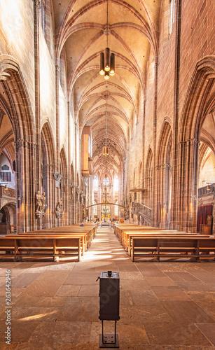 Lorenz Kirche in Nuremberg, Germany © Horváth Botond