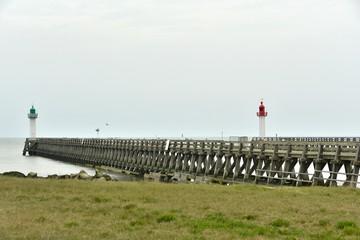 Trouville-sur-Mer (la jetée)