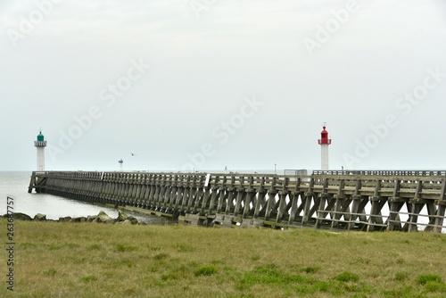 Trouville-sur-Mer (la jetée) © PHILETDOM