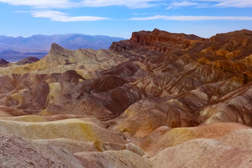 Death Valley Panorama Point, USA