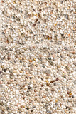 background texture of tile gravel