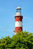 Leuchtturm in Plymouth, Devon, England,  Smeaton's Tower