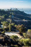 Hiking Trails in Griffith Park in Los Angeles, California