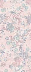 morroco pattern design textile