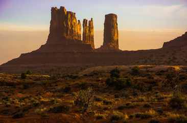 Monument Valley Light