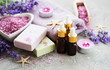 Lavender spa set - 264122572