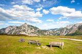 Austrian Alps near Postalm, Upper Austria, Austria