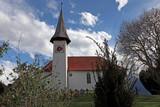 Kirche, Sigriswil, berner Oberland, Schweiz