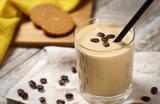 Cold Coffee Milkshake Smoothie Drink