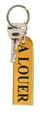 Porte-clefs à louer  © Unclesam