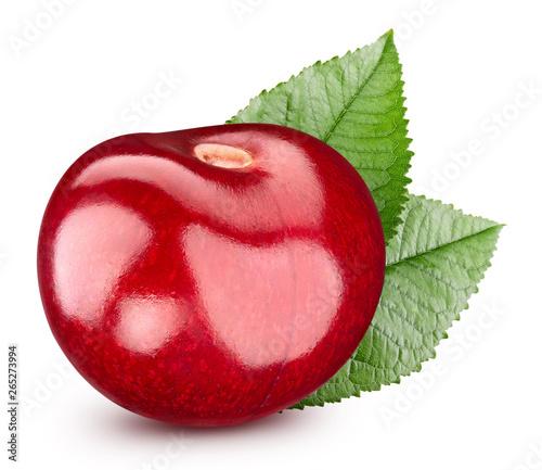 cherry isolated on white © atoss